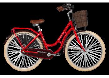 Bicicleta Kellys Arwen Dutch Red 2017
