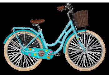 Bicicleta Kellys Classic Dutch Blue 2017