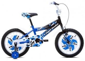 "Bicicleta Capriolo kid 16"""