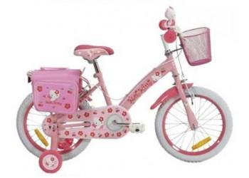 """Bicicleta de copii Hello Kitty 16"""""""