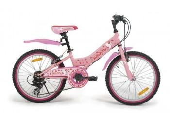 "Bicicleta de copii Hello Kitty 20"" MTB"