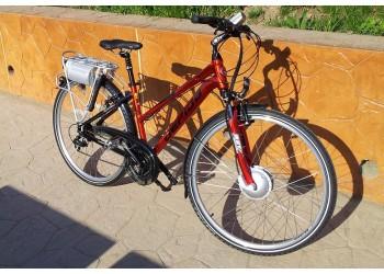 Bicicleta Gepida Pedelec Alboin 1100 Lady 2012