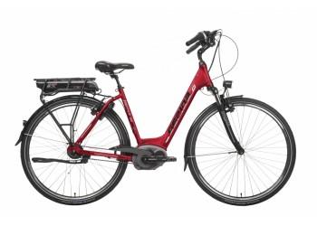Bicicleta Gepida Pedelec Reptila 1000 NX8 CB 2015