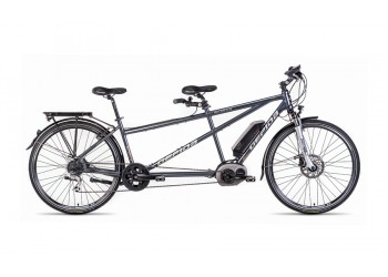 Bicicleta Gepida Pedelec Rodanus 1000 2014