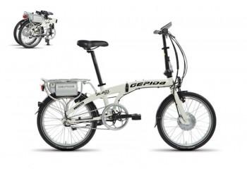 Bicicleta pliabila Gepida Pedelec Bleda 1100 2012