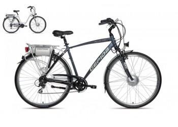 Bicicleta Gepida Pedelec Reptila 1100 Eco 2012
