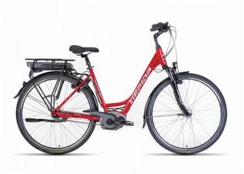 Bicicleta Gepida Pedelec Reptila 1000 NX8 2014