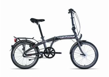 Bicicleta pliabila Gepida Bleda 200 2015